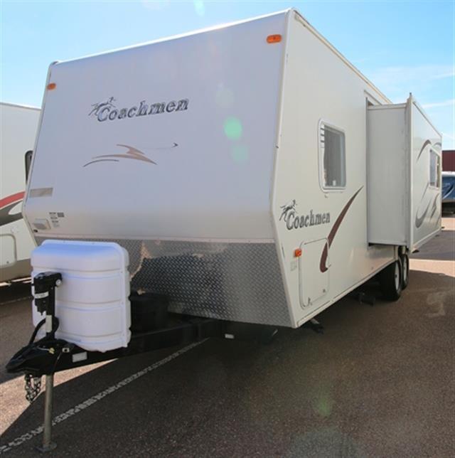 Used 2006 Coachmen Spirit Of America 25RKS Travel Trailer For Sale