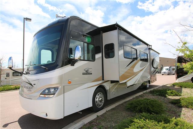 2012 Coachmen Pathfinder