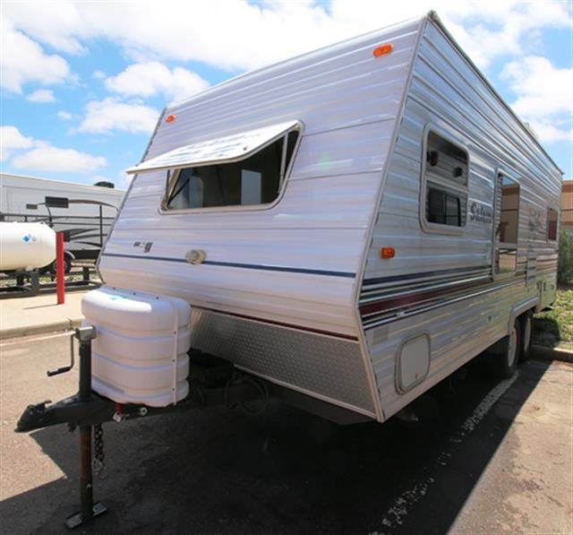 Used 2002 Forest River Salem T22 Travel Trailer For Sale