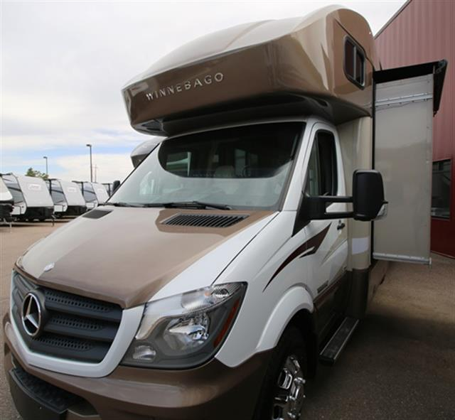 New 2016 Winnebago View 24V Class C For Sale