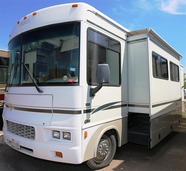 Used 2003 Itasca Sunova 33L Class A - Gas For Sale