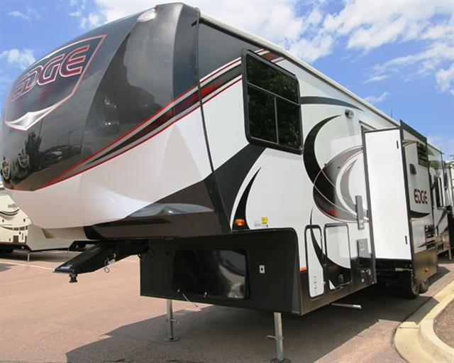 New 2016 Heartland EDGE 357 Fifth Wheel Toyhauler For Sale
