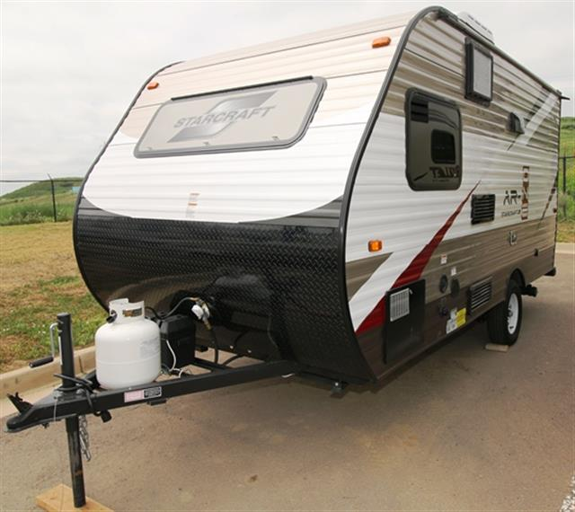 Used 2015 Starcraft AR-1 16BH Travel Trailer For Sale