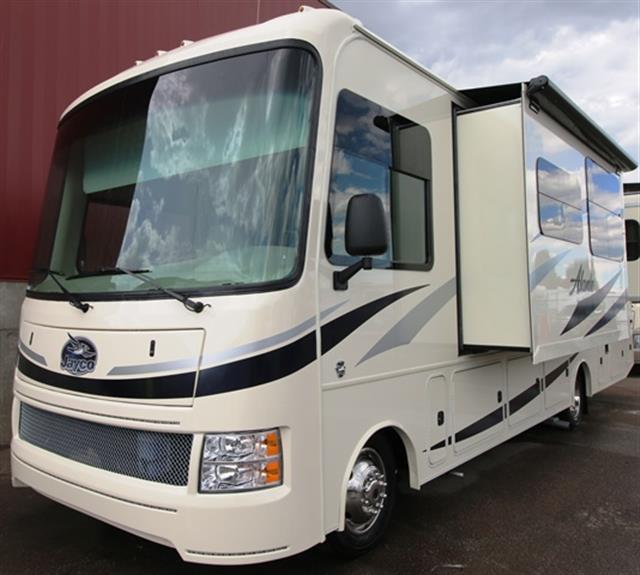 New 2016 Jayco ALANTE 31V Class A - Gas For Sale