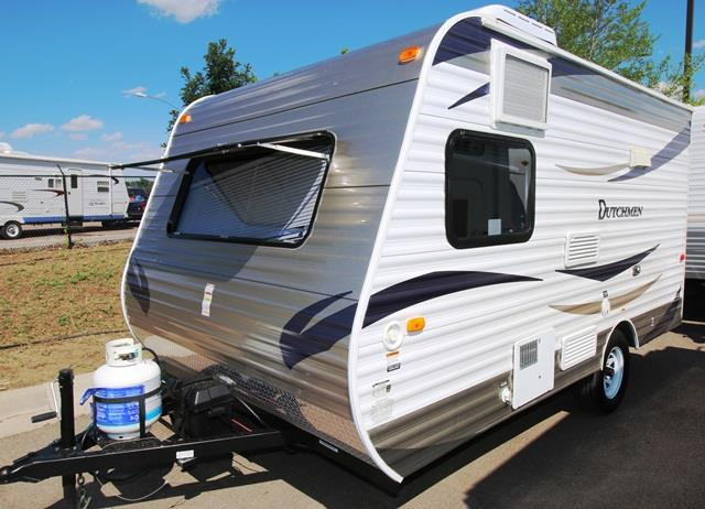 Used 2013 Dutchmen Dutchmen 814RB Travel Trailer For Sale