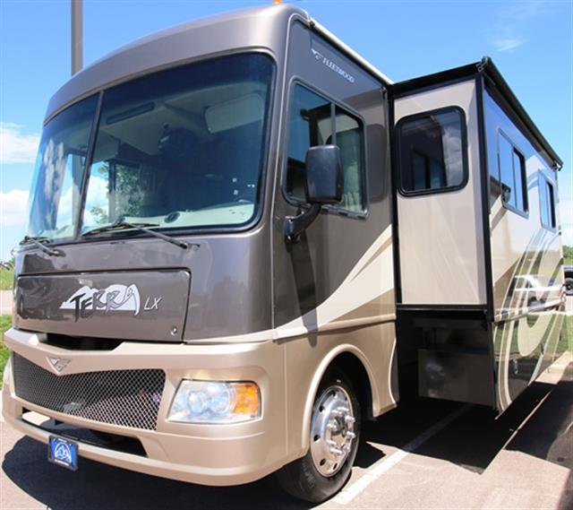 Used 2007 Fleetwood Terra LX 34N Class A - Gas For Sale