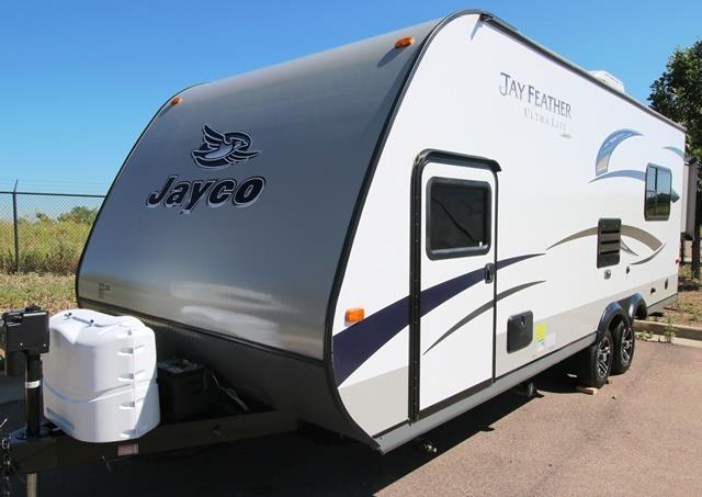 Used 2015 Jayco Jayfeather X213 Travel Trailer For Sale