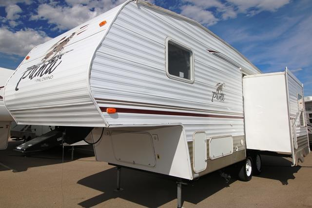 Used 2006 Palomino Puma 253FBSS Fifth Wheel For Sale