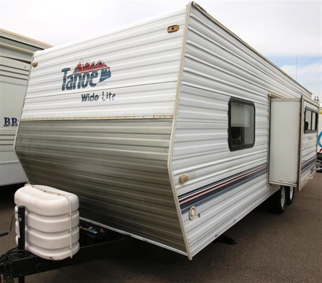 Used 2001 Tahoe Widelite 23FB Travel Trailer For Sale