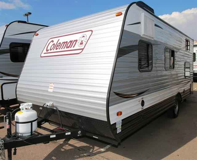 New 2016 Coleman Coleman CTS17FQ Travel Trailer For Sale