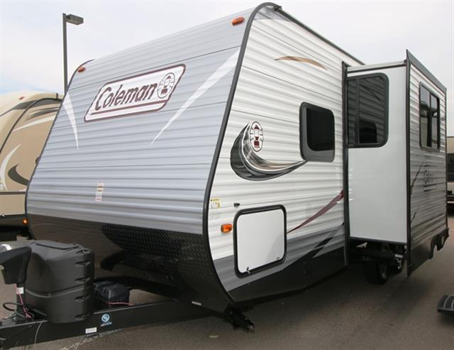 Used 2015 Coleman Coleman CTS191QB Travel Trailer For Sale