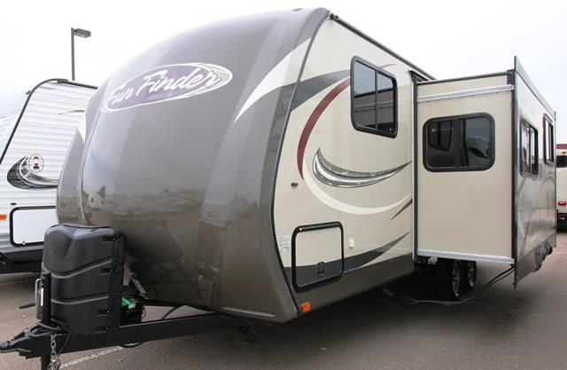 Used 2013 Shadow Cruiser Fun Finder 265RBSS Travel Trailer For Sale