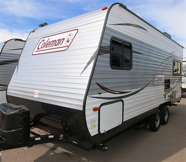 New 2016 Coleman Coleman CTS192RD Travel Trailer For Sale