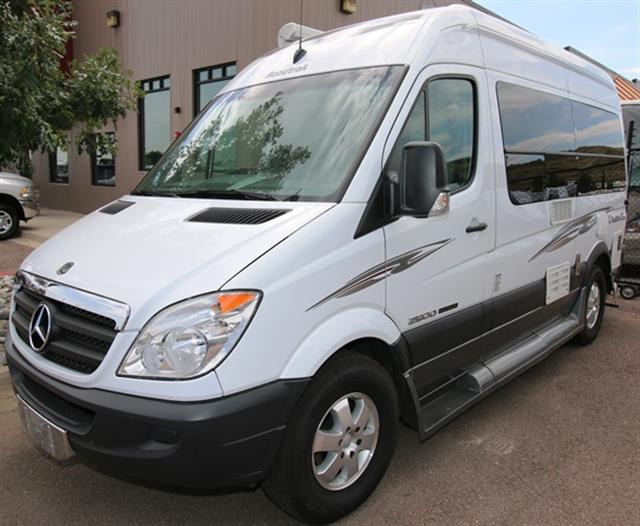 Used 2010 Roadtrek SS AGILE 19.5 Class B For Sale