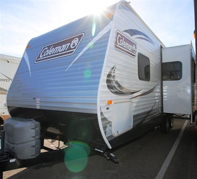 Used 2014 Coleman Coleman 243RK Travel Trailer For Sale