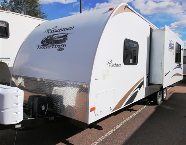 Used 2013 Coachmen Freedom Express M246 Travel Trailer For Sale