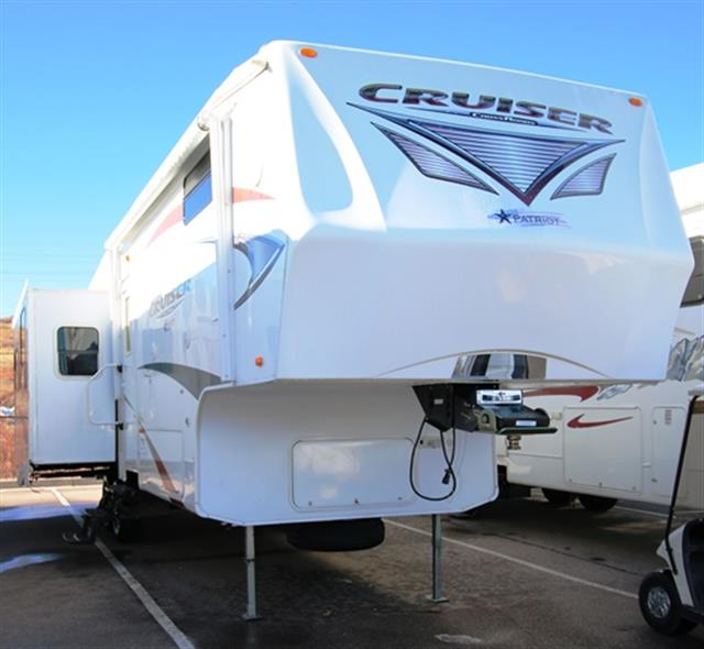 Used 2011 Crossroads Cruiser 305SK Fifth Wheel For Sale