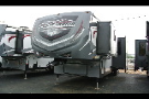 New 2014 Heartland Road Warrior 418 Fifth Wheel Toyhauler For Sale