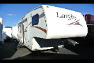 Used 2005 Keystone Laredo 29GS Fifth Wheel For Sale
