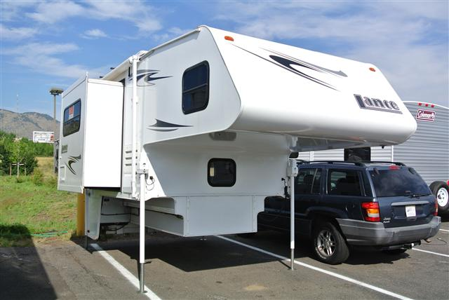 how to buy a used truck camper