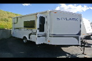 New 2011 Jayco SKYLARK 21FKV Travel Trailer For Sale