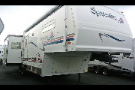 Used 2000 Forest River Spinnaker 33RKT Fifth Wheel For Sale