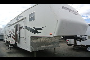 Used 2007 Jayco Recon 36V Fifth Wheel Toyhauler For Sale