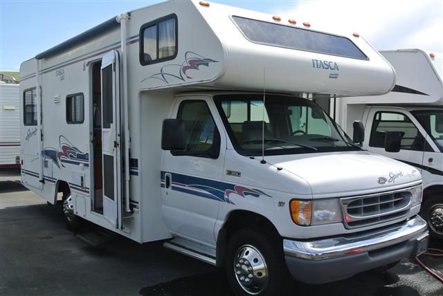 Used class c rvs and pre owned motorhomes for sale