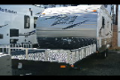 New 2015 Crossroads Z-1 218TD Travel Trailer Toyhauler For Sale