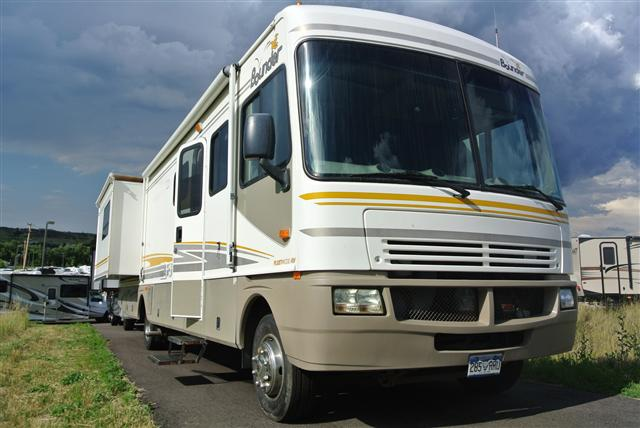 Buy a Used Fleetwood Bounder in Golden, CO.