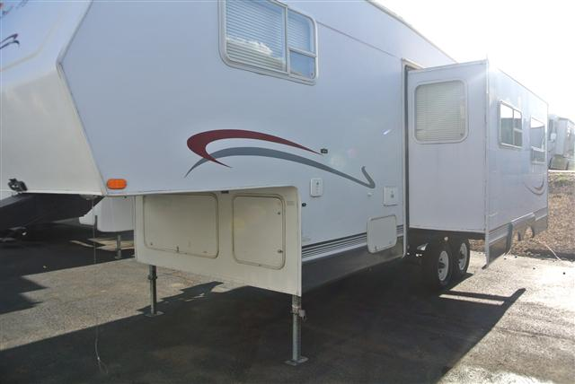 Excellent 2002 Jayco Eagle Fifth Wheel  Mitula Cars