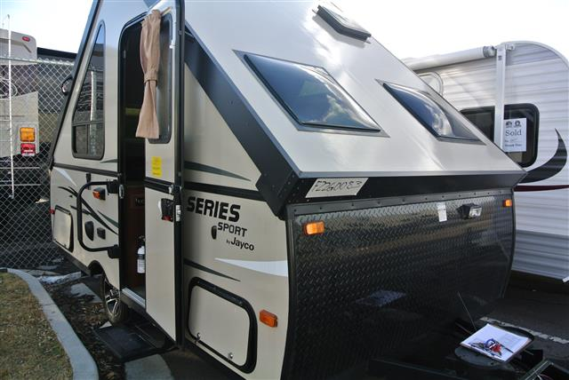 New 2016 Jayco JAY SERIES SPORT 12HMD Pop Up For Sale