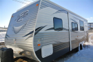 New 2015 Crossroads Zinger 26BH Travel Trailer For Sale