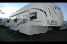 Used 2010 Forest River Wildcat 32QBBS Fifth Wheel For Sale