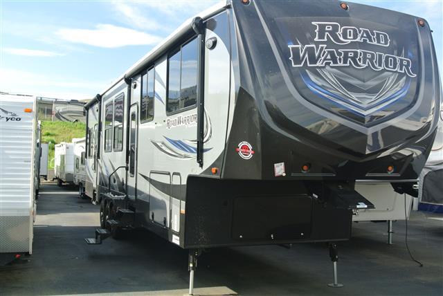 2016 Heartland Road Warrior