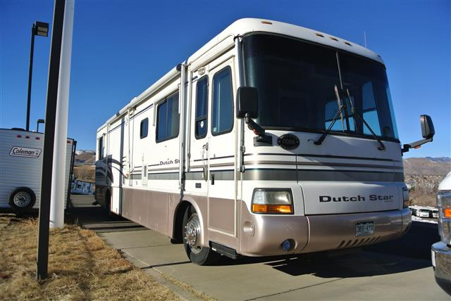 1998 Newmar Dutch Star