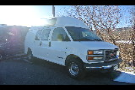 Used 2000 gmc VANTURE CUSTOM Class B For Sale