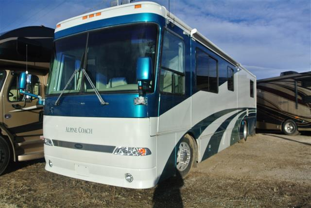 1999 WESTERN RV Alpine