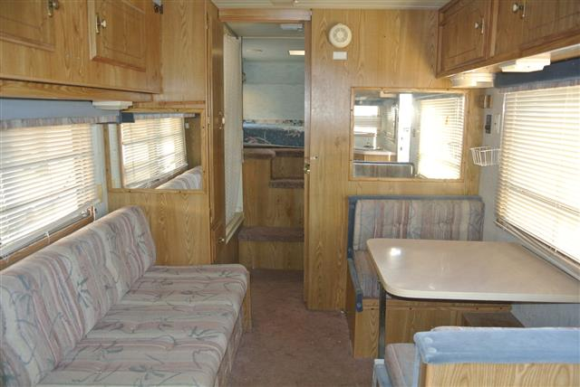 Used 1989 Fleetwood Prowler Lynx Fifth Wheel Trailer For