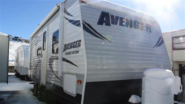 Used 2013 PRIME TIME AVENGER 23FBS Travel Trailer For Sale