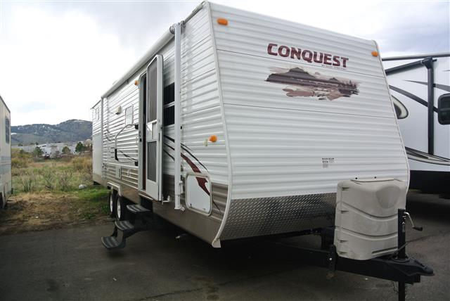 Used 2011 Gulfstream Conquest 297DBS Travel Trailer For Sale