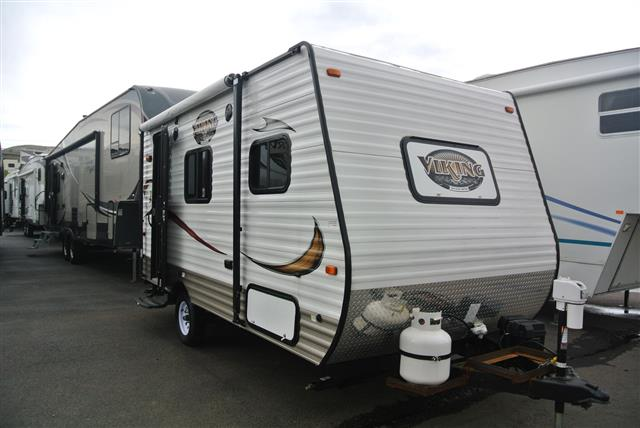 Used 2014 Coachmen Viking 16FB Travel Trailer For Sale
