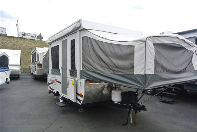 Used 2012 Jayco Jay Series 1007 Pop Up For Sale