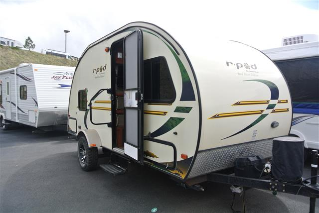 Used 2013 Forest River R POD 182G Travel Trailer For Sale