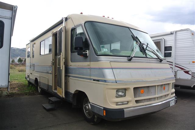 Used 1990 Fleetwood Southwind 30 Class A - Gas For Sale