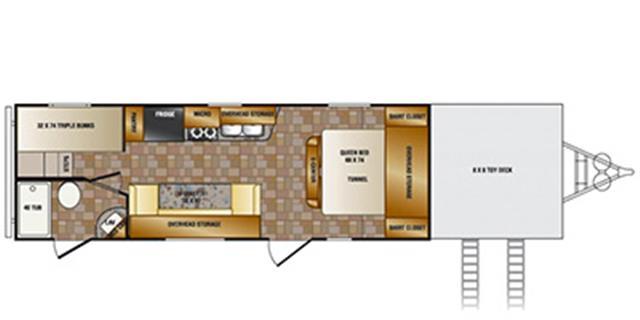2013 CROSSROADS RV Z-1