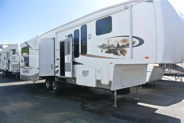 Used 2010 Forest River Sierra 300RL Fifth Wheel For Sale