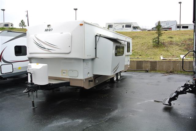 Used 2008 Hi-Lo Classic 28C Travel Trailer For Sale