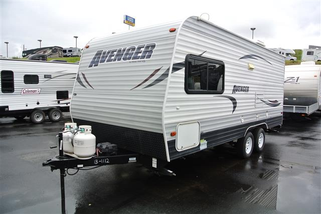 Used 2013 Forest River AVENGER LT 191LT Travel Trailer For Sale