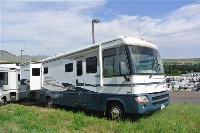 Used 2004 Itasca Suncruiser 33V Class A - Gas For Sale